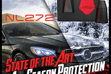 Nasiol NL272 9H Nano Ceramic Coating for Cars